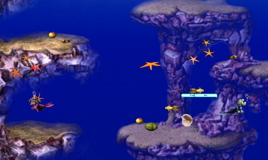The Albian Sea Bay aka The Amazing Virtual Sea-Monkeys to C2